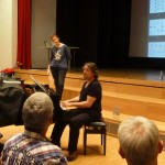 CVT-Workshop mit Martin Carbow und Lindsay Lewis in Rutesheim