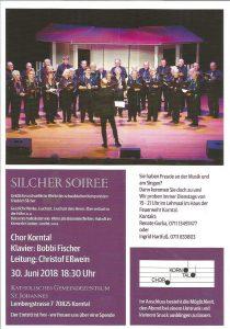 Silcher Soiree @ Kath. Gemeindehaus St. Johannes