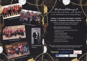 Incanto Pop meets Classic - goes Christmas @ Michaelskirche Eltingen